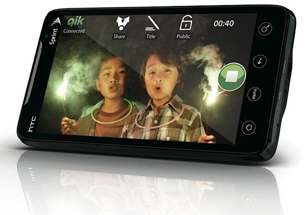 HTC 4G EVO