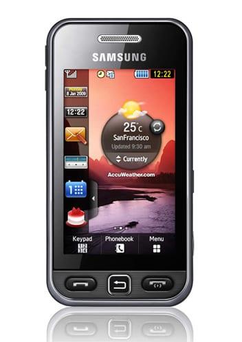 Samsung Star S5233T
