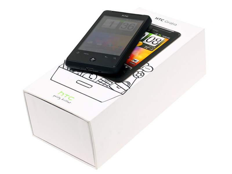 HTC Gratia box