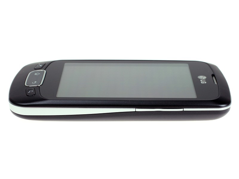 LG Optimus One right side