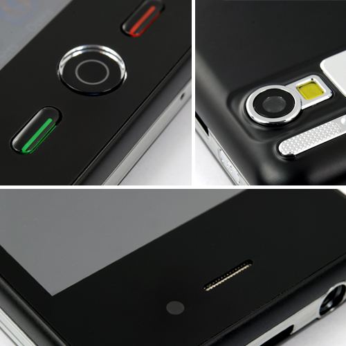 Thunder phone camera