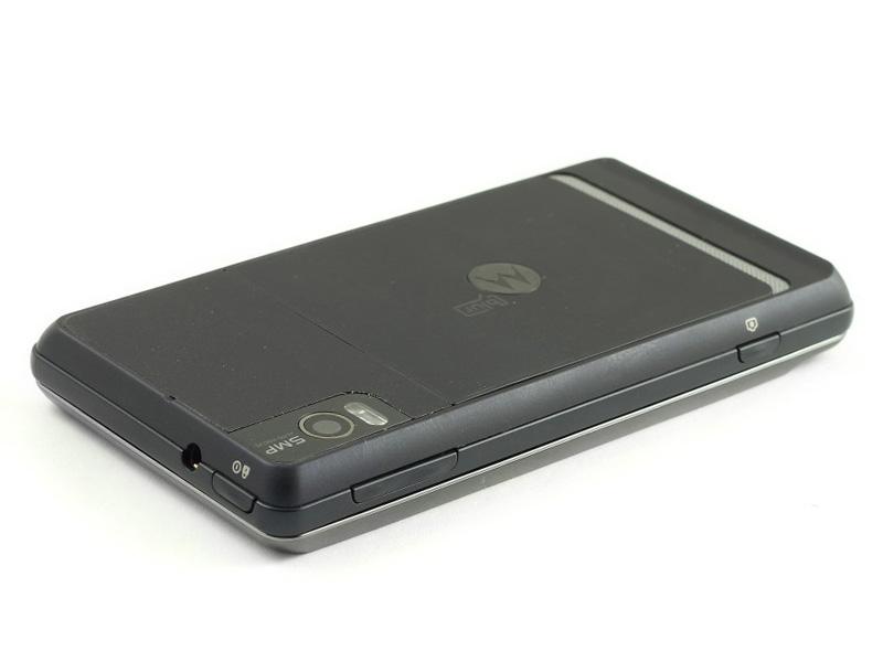 Motorola MILESTONE 2 side