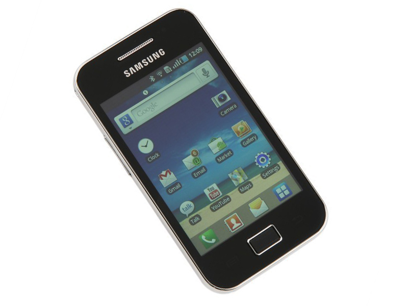 Samsung Galaxy Ace Design