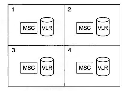 Мобильная наземная сеть (PLMN)