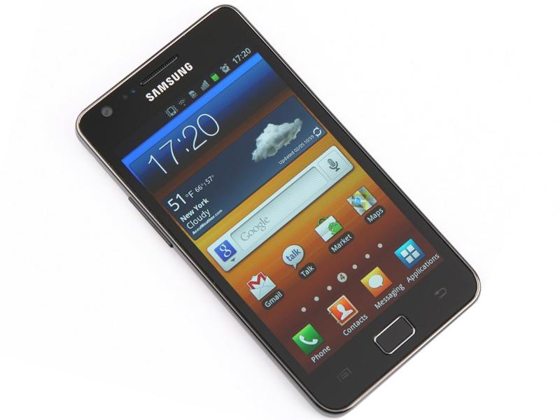 Экран Samsung Galaxy S II