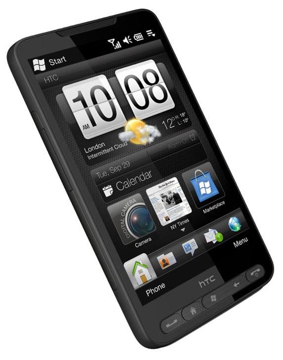 Китайский телефон HD2 Dual SIM