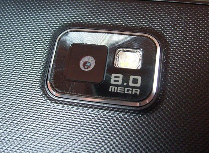 Камера Samsung Galaxy S II