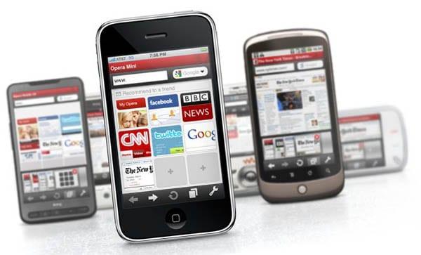 Мобильный браузинг