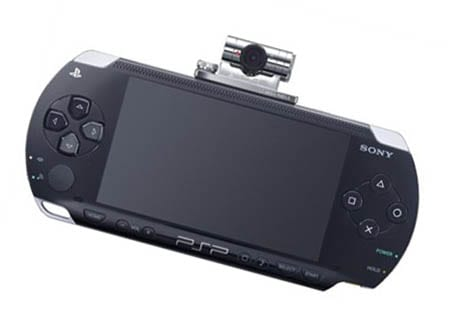 Звонки с Sony PSP