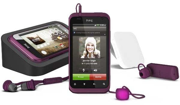 HTC Рифма