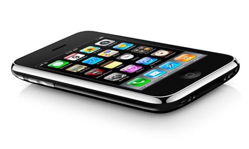 Жидкокристаллическая матрица iPhone 3