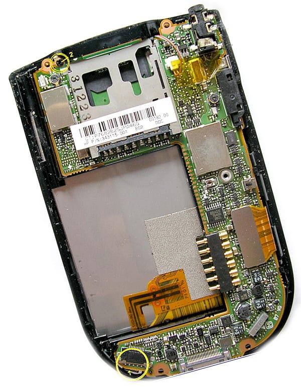 Аппаратные системы Pocket PC