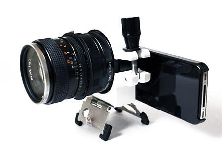 Камера iPhone 4S
