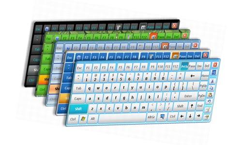 Многоязычная экранная Клавиатура