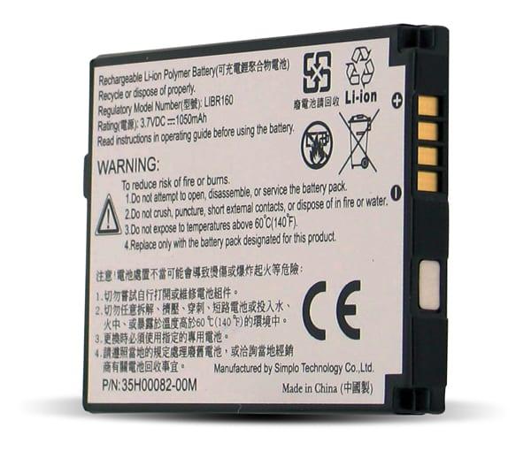 Аккумулятор Pocket PC