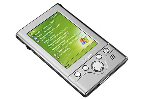 модели Pocket PC