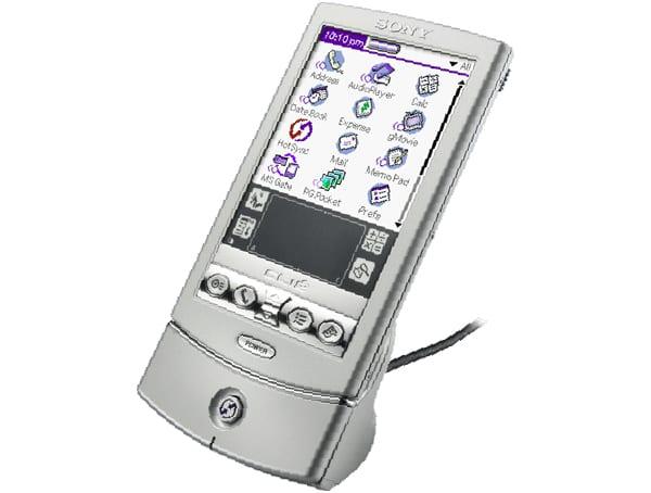 Sony Clie PEGN710C