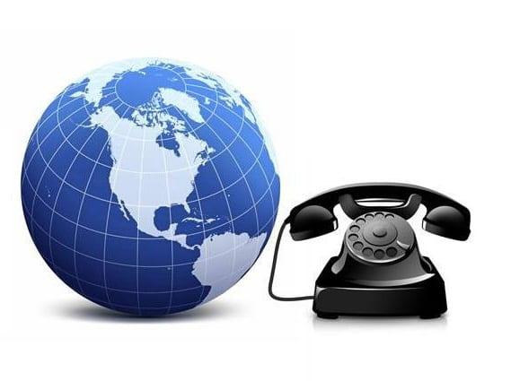 Предоставление телефонных услуг
