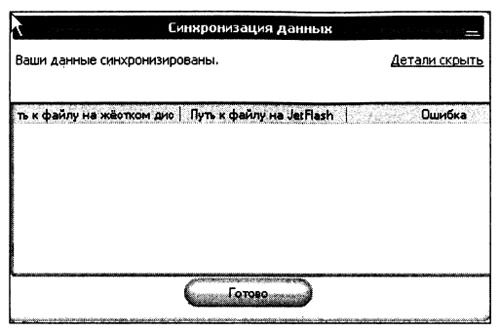 При восстановлении данных из резервного файла ошибки не возникли
