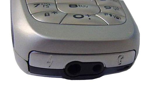 ИК порт в мобильном телефоне