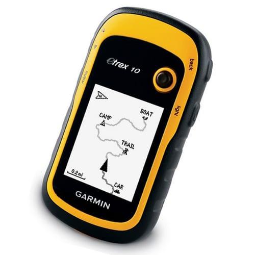 GPS-приемник eTrex