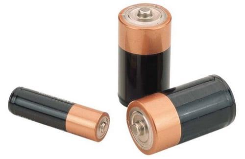 Утилизация батарей