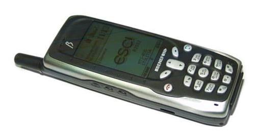 Сотовый телефон Benefon ESC