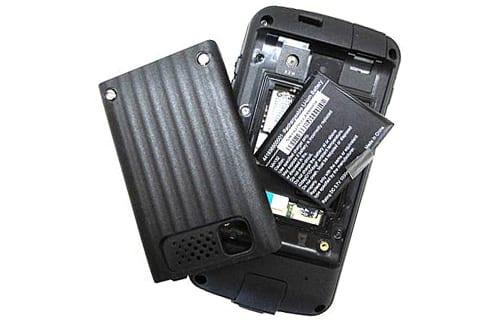 Встроенная аккумуляторная батарея