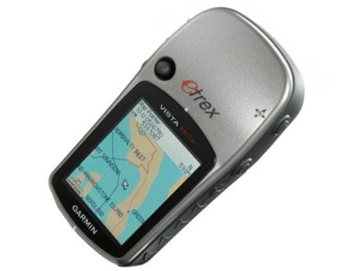 Приемник eTrex Vista