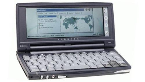 Клавиатура HP Jornada 680