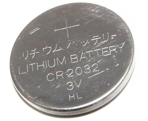 миниатюрная литий-ионная дисковая батарея