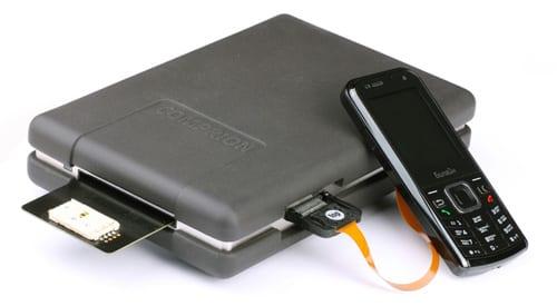 Защита информации в мобильной связи
