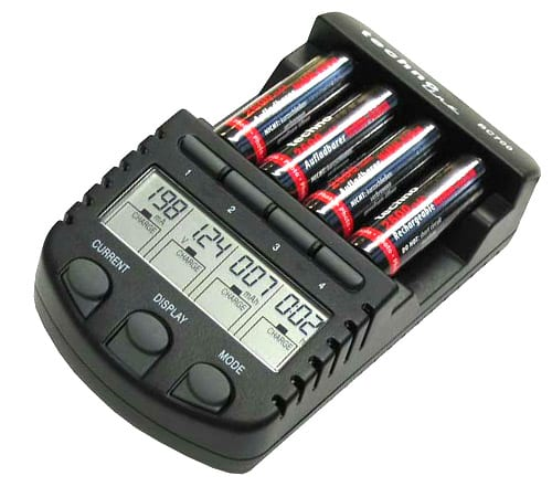 Зарядное устройство для обычных аккумуляторов