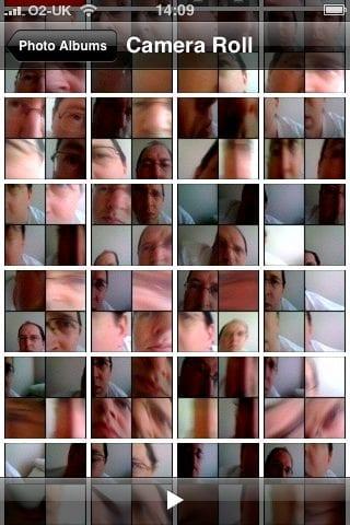 Cписок Camera Roll (Пленка камеры)