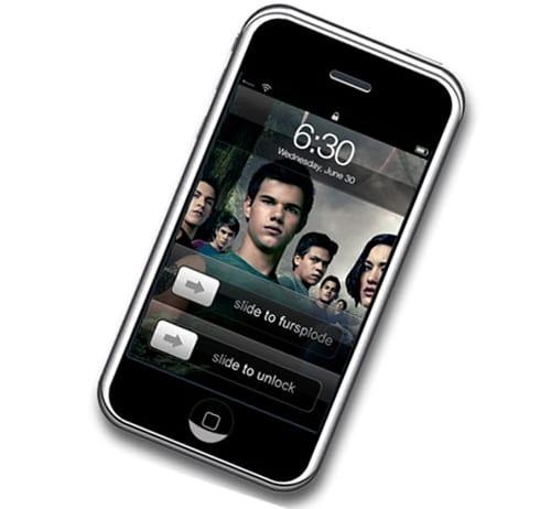 В iPhone заставка — это фотография, которая появляется на странице разблокировки каждый раз, когда прерывается режим ожидания iPhone.