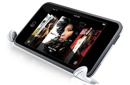 Функции iPod на iPhone