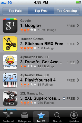 Арр Store в вашем iPhone