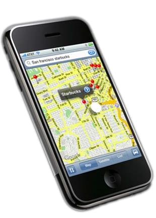 Google Maps на iPhone