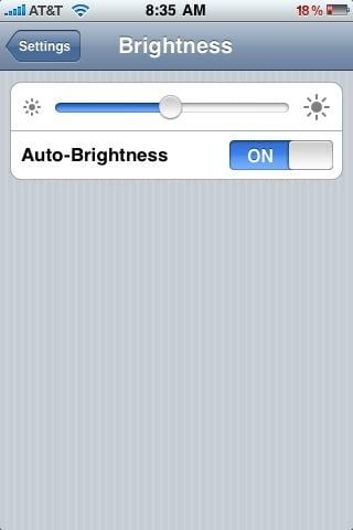 Brightness (Яркость)