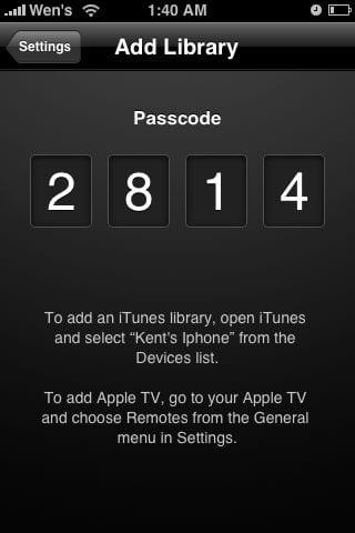 телефон управляет iTunes