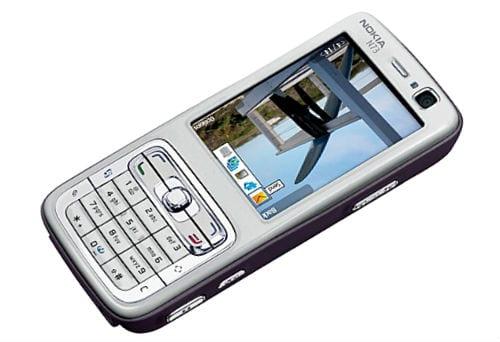 Мобильный телефон, выведенный из строя SMS-сообщением