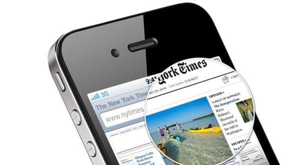Особенности iPhone