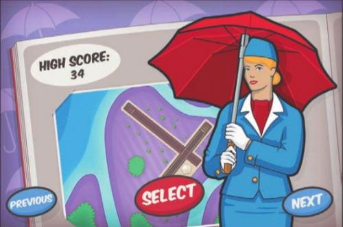 Уважаемые пассажиры, приготовьте, пожалуйста, ваши зонты. За бортом ливень