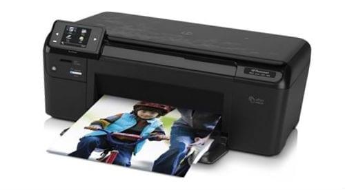 AirPrint принтер HP PhotoSmart D110а
