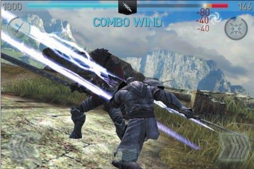 Бой в Infinity Blade