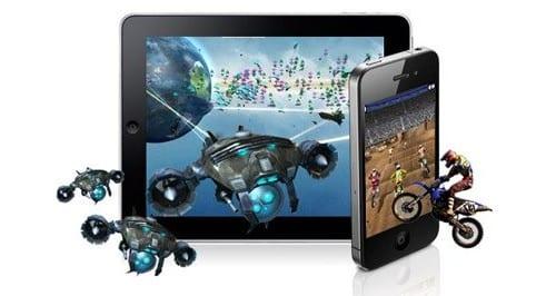 Ошибки в играх на iPad