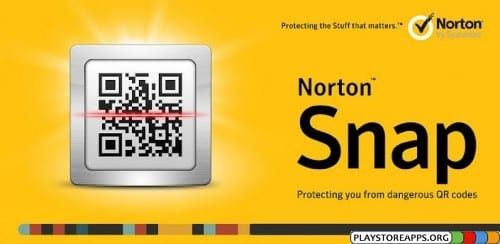 Norton™ Labs Snap BETA QR code scanner