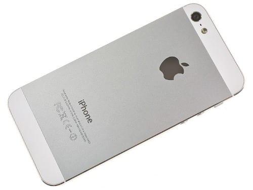 iPhone 5 сзади