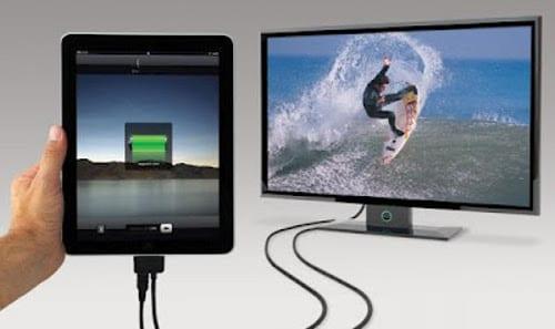 Воспроизведение видео на iPad
