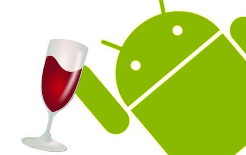 Wine на Android